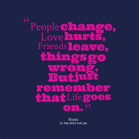 hurt love life wrong thank image 549406 on favim com things change people change quotes quotesgram