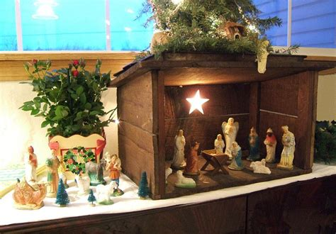 best christmas crib design the line for the family stable forms here from family