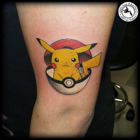 pikachu tattoo pikachu by arturtattooart on deviantart