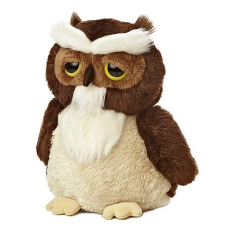 owl stuffed animal product code ar 21273