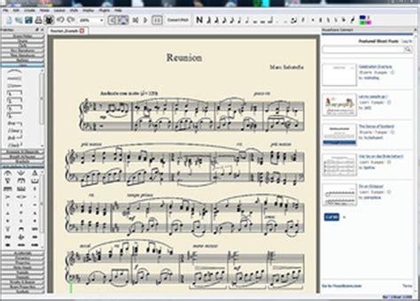 programmi per scrivere testi software gratuito per scrivere spartiti musicali