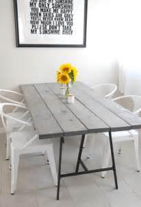 Wooden Desks Simple Diy Ideas For A Stylish Table
