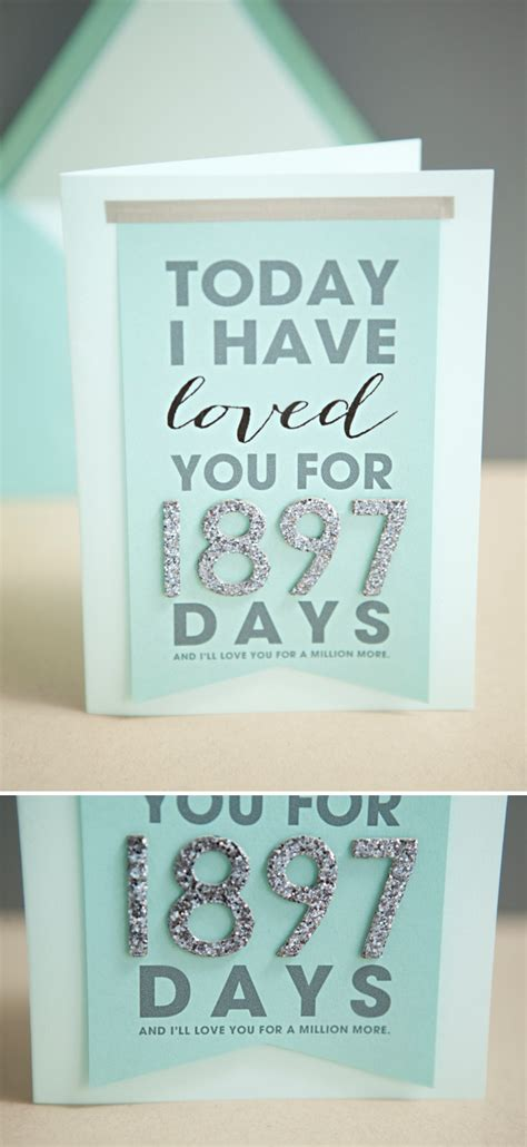 diy wedding anniversary gift ideas for him learn how to make this adorable wedding day card