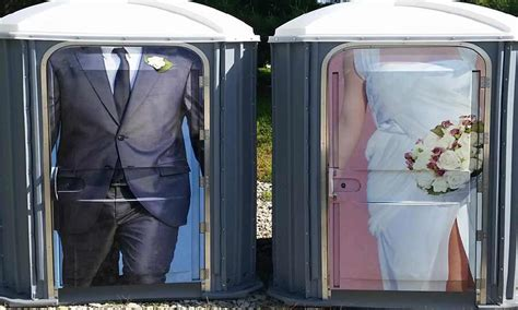 Wedding Porta Potty Rental Louisville, Ky and Southern Indiana