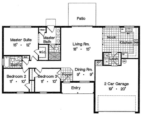 home blueprint ba7 progress floor plans block out and finalization