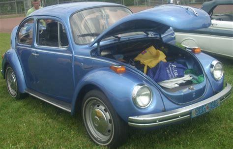 volkswagen beetle trunk in front trunk car wiki everipedia