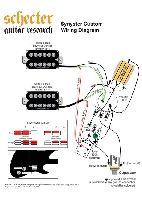 schecter series wiring diagram agnitum me