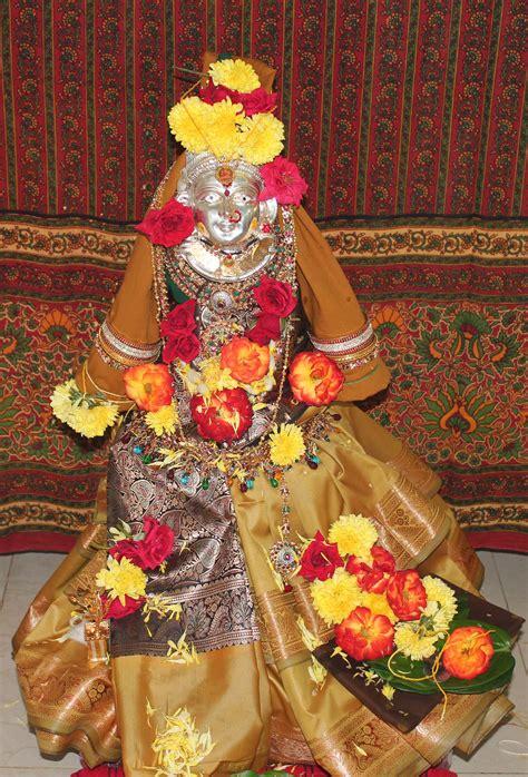 Decoration Of Lakshmi Pooja by Fashions Updated Varalakshmi Vratham Decoration
