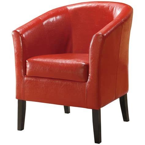 home decor inc linon home decor inc simon club chair 206619 living