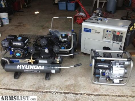 armslist for sale diesel home backup generator