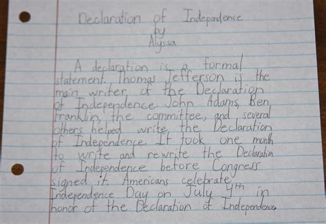 Declaration Of Independence Essay by Declaration Of Independence Essay Help Articleeducation X Fc2