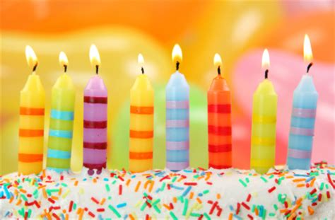 Happy Birthday Candle Lilin Musik Happy Birthday warna warni kehidupan mahu sambut hari lahir meniup lilin dan menyanyi