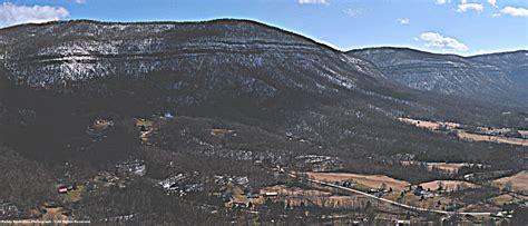 the high knob landform april 2014
