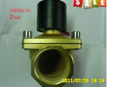 jual solenoid valve 2 inch canggih 2 inch valve elektrik normally malang electronic