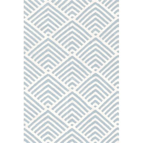 White Outdoor Rug Bunny Williams Cleo Blue White Graphic Indoor Outdoor Area Rug Reviews Wayfair