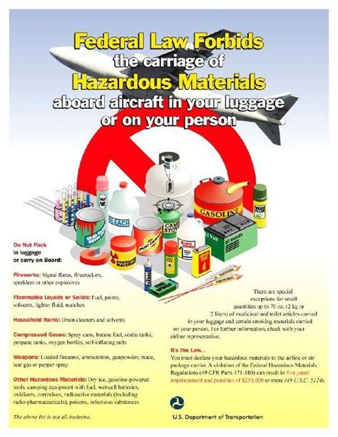 hazardous materials transportation products showcase pdf