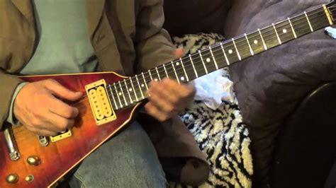 la grange lesson best guitar lesson la grange zz top