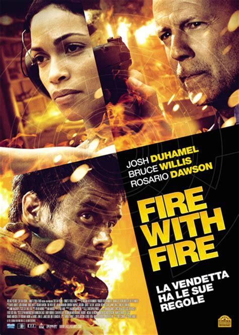 film gratis d azione fire with fire trailer e trama del film d azione con