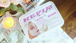 Masker Kefir Bertrand Antolin ririeprams indonesia review kefir