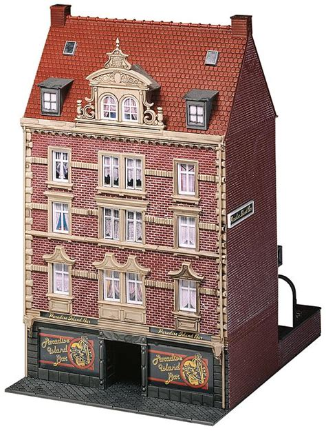 Faller Countrysite Decor Acceessories Miniature Building Ho Scale faller 130445 paradise bar