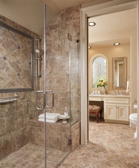 Handicap Bathrooms Designs southern living master bathroom traditional bathroom