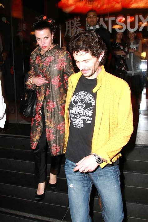 debbi husband debi mazar at katsuya zimbio
