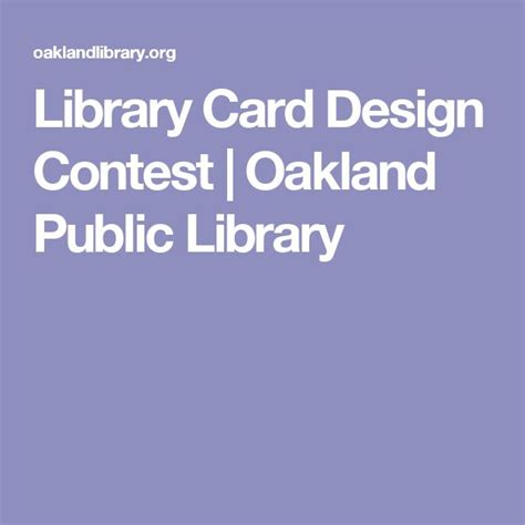 design exchange contest 1000 ideas about library cards on pinterest book