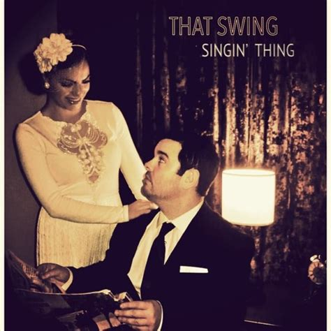 swing that thing fever peggy lee that swing singin thing