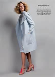 michaela hlavackova models spring collections  marie