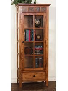 Curio Cabinets Az Rustic Oak Curio Cabinet Oak Curio Cabinet Curio Cabinet