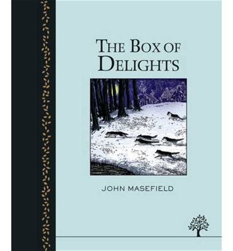 the box of delights the box of delights john masefield 9781405264167