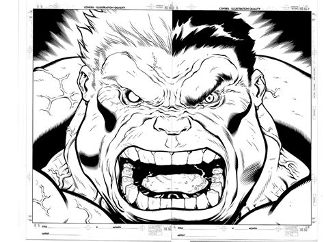 green hulk coloring page red hulk free colouring pages