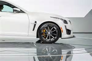 Cadillac Cts Brakes Meet The 2016 Cadillac Cts V Four Doors And All Power