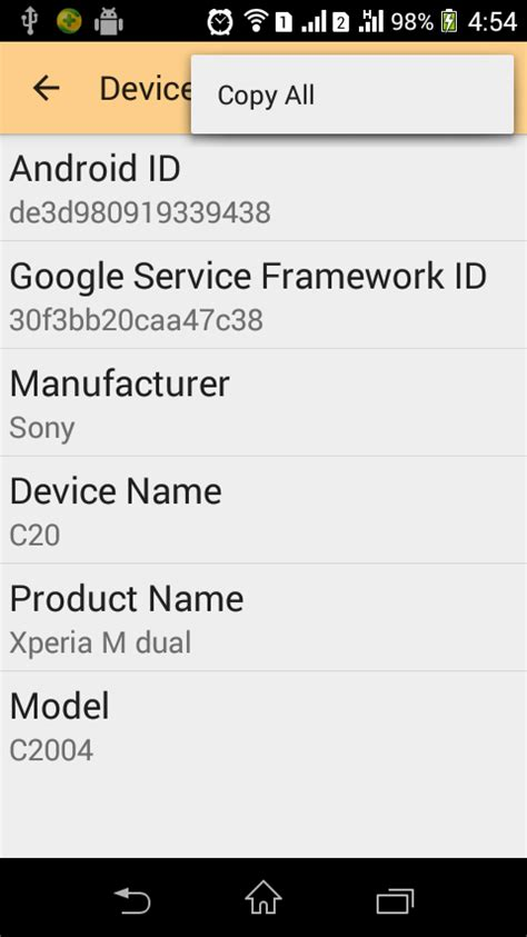 android id changer device id changer for android android apps on play