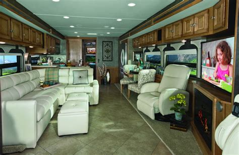 Winnebago Debuts 2014 Adventurer, Suncruiser   RV Business