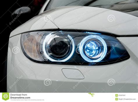 Licht Auto by Car Light Stock Image Image 21551041