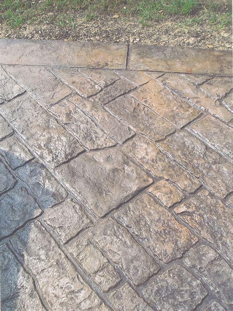 Concrete Patio Sealer Home Depot Stamped Concrete Repair The Concrete Professor
