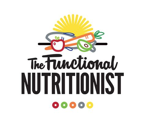 what is the logo for a nutritionist the functional nutritionist empty design colaition