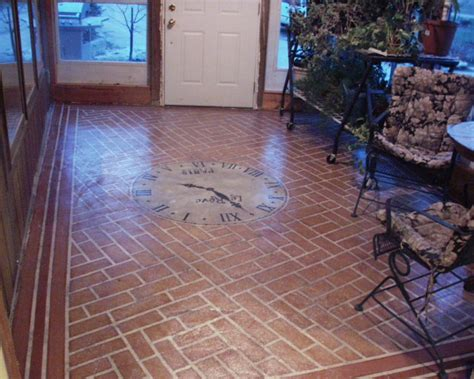 painted concrete floors hometalk painted concrete floors that last and last and last