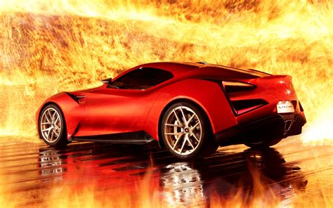 Icona Car Wallpaper Hd by Icona Vulcano 2013 Wallpapers And Hd Images Car Pixel