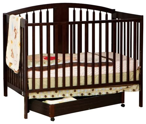 Transition Crib by Stork Craft Hollie 4 In 1 Fixed Side Convertible Crib In