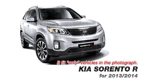 2014 Kia Sorento Parts Genuine Parts Splash Mud Guards Flaps 4pcs For Kia 2013