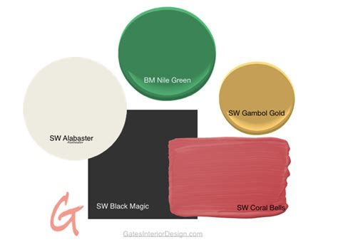 5 paint colors guaranteed to make you feel gates interior design and feng shui amanda gates