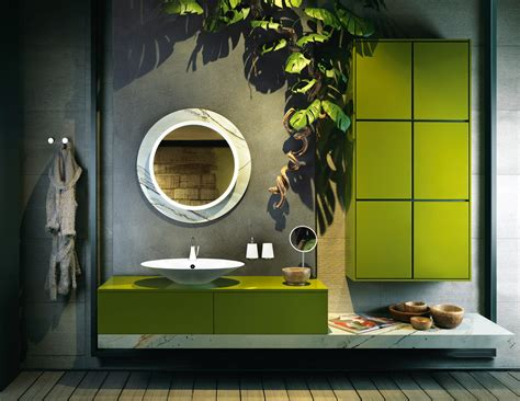 jungle inspired bathroom accessories completehome