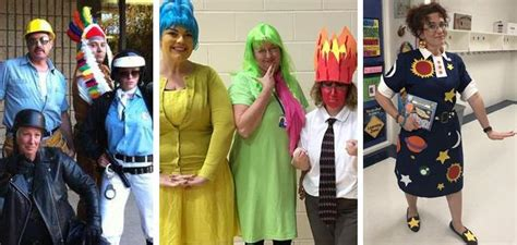 top  teacher halloween costumes   year