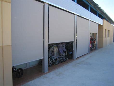 cortinas enrollables exterior antivientos gravent - Cortinas Exteriores Enrollables
