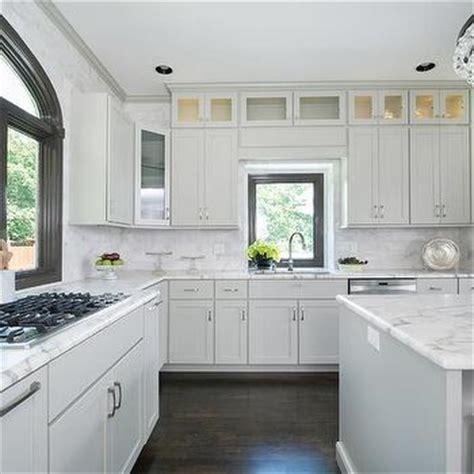 Stove Under Window Design Ideas