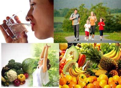 manfaat pola hidup sehat  tubuh manfaatcoid