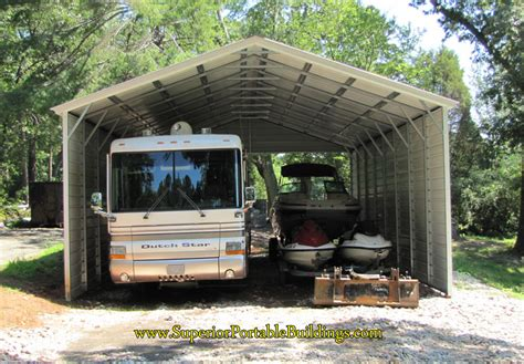 Rv Carports by Rv Carports Carports For Recreational Vehicles