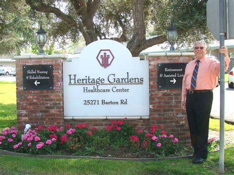 Heritage Gardens Loma by His Voice Returns To Heritage Gardens His Voice